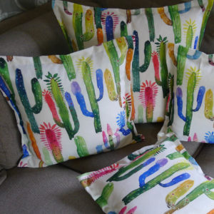 Kaktus Kissen