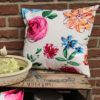 Gartenkissen / Loungekissen Blumenzauber im Garten