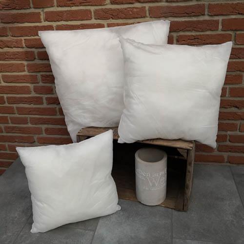Kisseninlet für Kissenhülle - verschiedene Größen