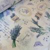 Meterware Lavendel - Stoff zum Selbernähen