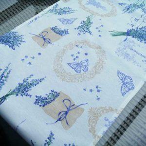 Tischläufer Lavendel