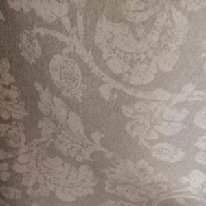 Meterware Beschichtete Baumwolle grau