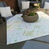 Tischdecken Outdoor Wiesenblumen