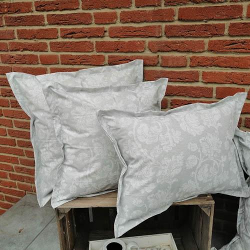 Garten Lounge Kissen Blätterranken (beschichtet)_163602_Shop