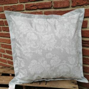 Garten Lounge Kissen Blätterranken (beschichtet) 50x50cm
