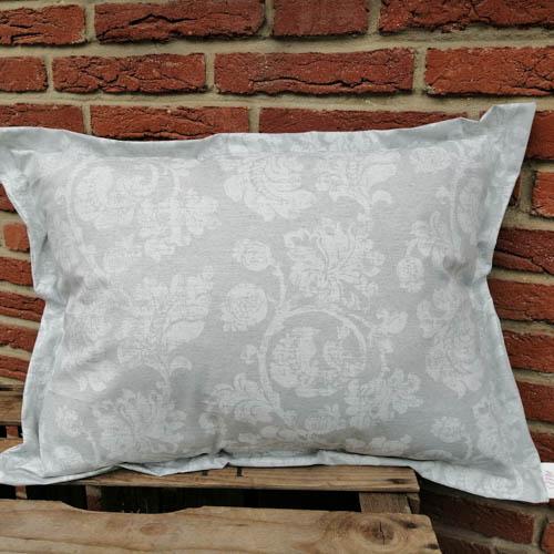 Garten Lounge Kissen Blätterranken (beschichtet) 40x60cm