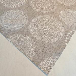 Mitteldecke Mandala Muster aus Baumwollmischung