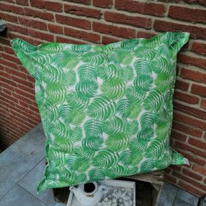 Outdoor Kissenbezug Farne - Beschichtete Baumwolle