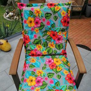 Kissenbezug Gartenstuhl Hawaii / Hibiskusblüte