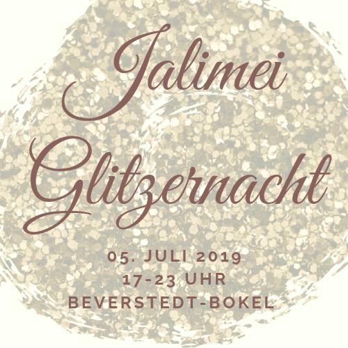 Jalimei Glitzernacht Mit Liebe dekoriert