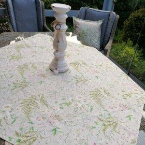 Wiesenblumen Tischdecke