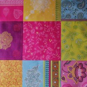 Wachstuch Tischdecke Ornamente & Muster - Boho Chic