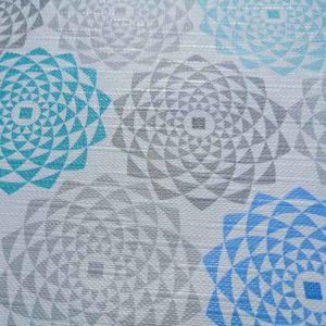 Wachstuch Tischdecke Ornamente & Muster - Kaleidoskop