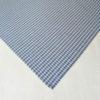 Mitteldecke blau kariert