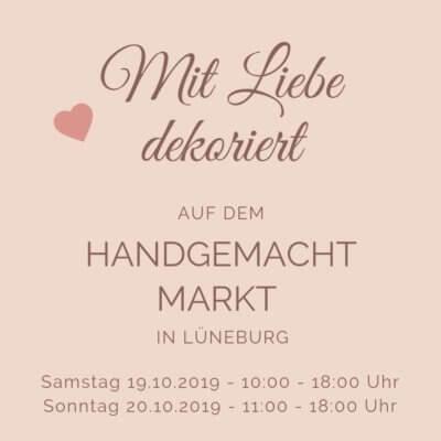 Handgemacht Markt in Lüneburg