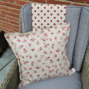 Outdoor Kissen Beschichtete Baumwolle