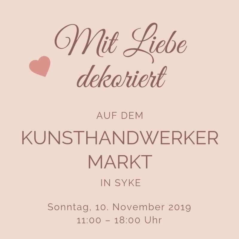 Kunsthandwerker Markt Syke