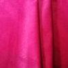 Samt Meterware in pink