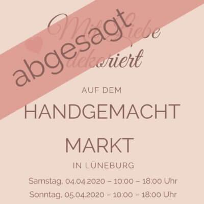Kunsthandwerkermarkt in Lüneburg