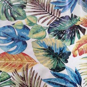 Stoff Tropenblätter
