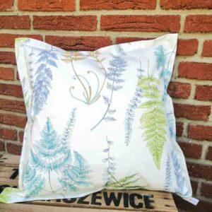 Outdoor Kissenbezug Farne – Beschichtete Baumwolle 50x50cm