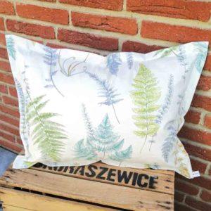 Outdoor Kissenbezug Farne – Beschichtete Baumwolle 40x60cm