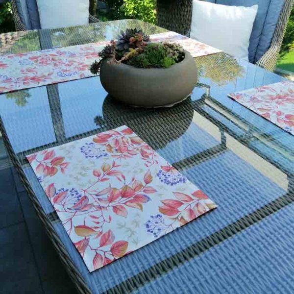 Tischset Holunderbeere (beschichtet) 30x40cm