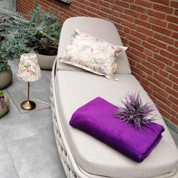 Wintergarten oder Terrasse verschönern Lavendel