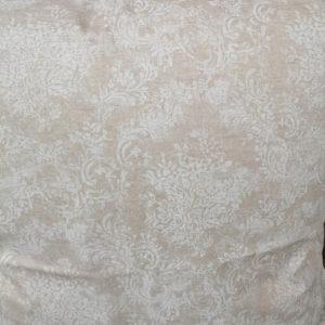 Meterware beige aus beschichteter Baumwolle