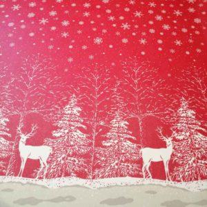 Weihnachtsbaumdecken