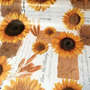Muster Sonnenblumen
