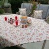 Tischdecke Rudolf aus beschichteter Baumwolle