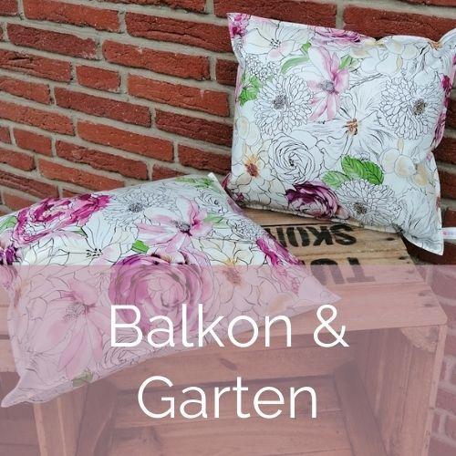 Balkon und Garten Dekoration