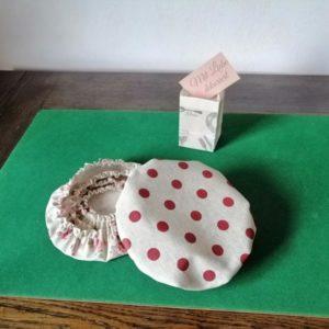 Abdeckhaube mit Gummizug verschiedene Muster