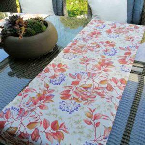 Tischläufer Beschichtete Baumwolle