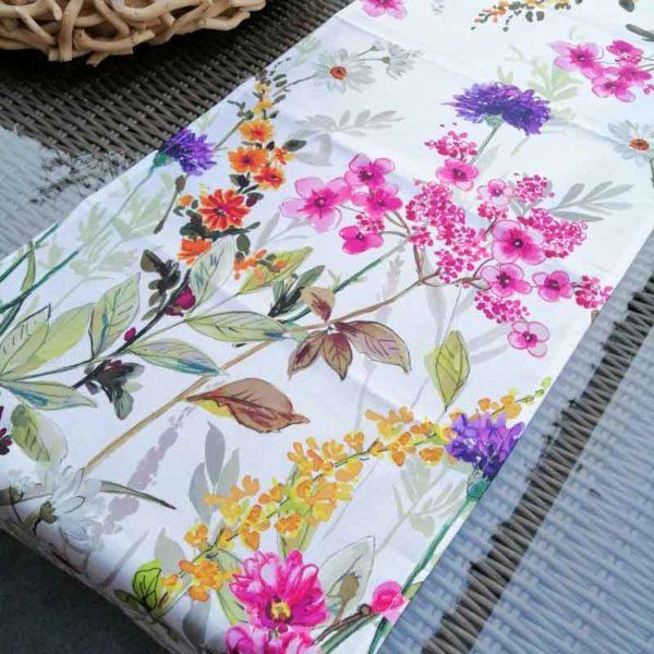 Tischläufer Blumenwiese