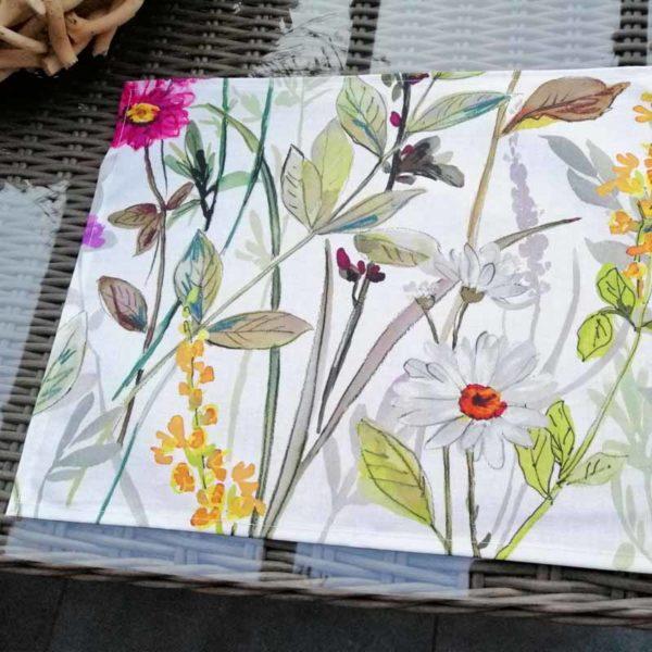 Tischset Blumenwiese