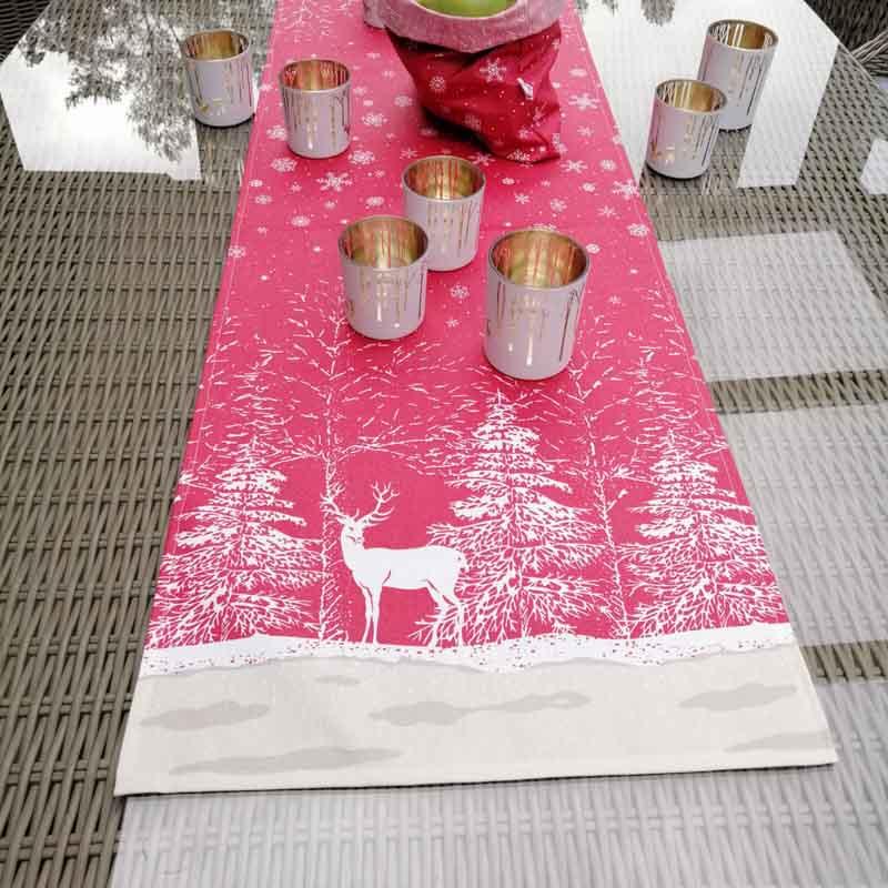 Outdoor Tischläufer